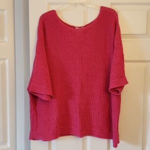 Kate Hill Pink Summer Sweater